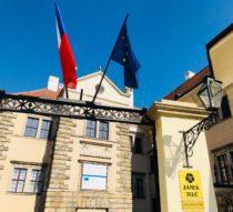 Zahájení projektů Telč a Uherčice za účasti premiéra