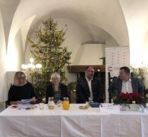 Slavnostní zahájení projektů na Šternberku